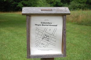 nathan burial ground