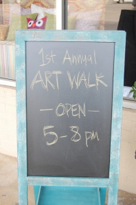 art walk linden 2