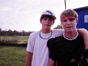 Brandon and Chris Cupp