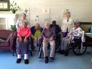 Nursing Home Art show pic1